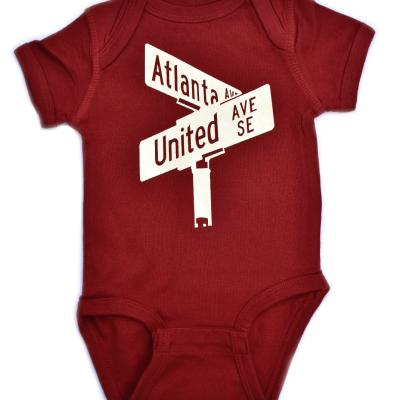 Atlanta United Bodysuit