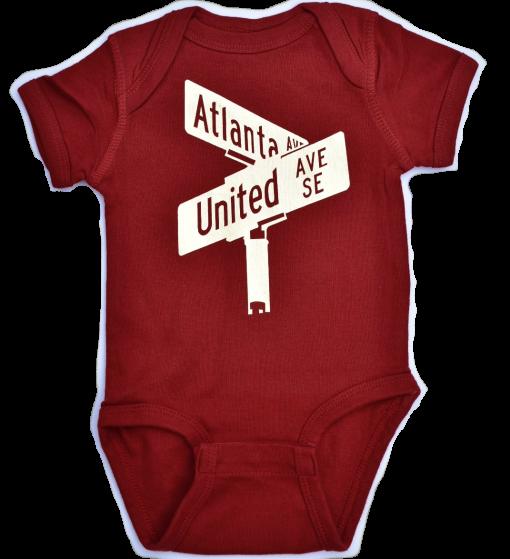 Atlanta United Bodysuit