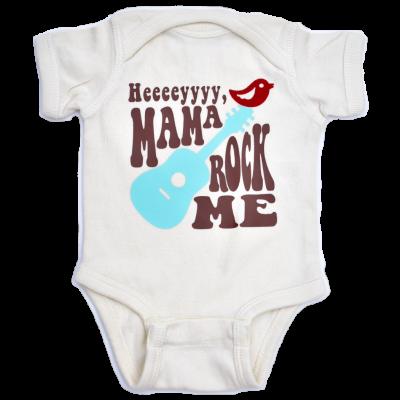 Mama, Rock Me