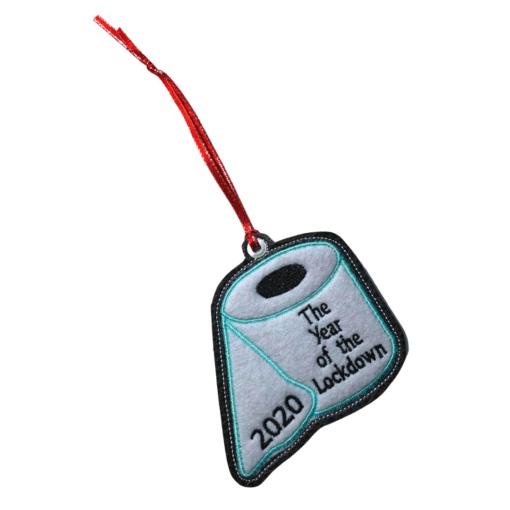 Lockdown ornament