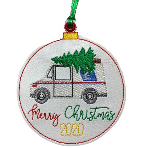 USPS Merry Christmas 2020